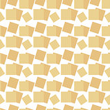 Passover seamless pattern with matzah. Pesach endless background, texture. Vector illustration.