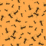 Ant Seamless Pattern