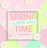 Spring super sale.