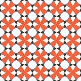 Geometric vintage seamless pattern.
