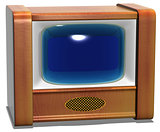 The TV old