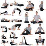 postures of yoga