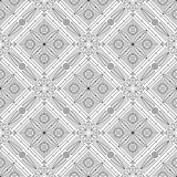 Old slavonic seamless pattern beige