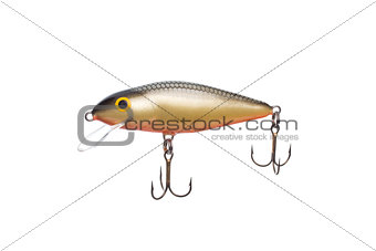 Fishing lure for catching predator