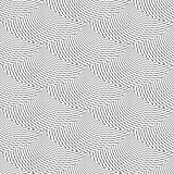 Seamless fish scales pattern. Lines texture.