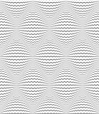 Seamless diamonds pattern. Zigzag lines texture.