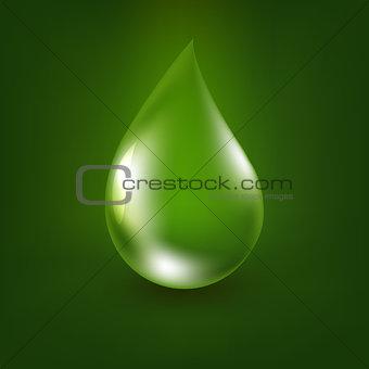 Aloe Vera Drop