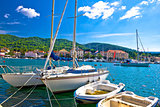 Stari Grad on Hvar island sailing destination