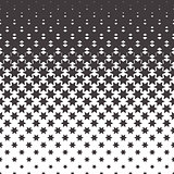 Halftone vector pattern