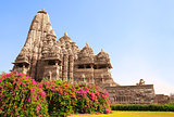 Devi Jagdambi Temple, Western Temples in Khajuraho, India