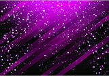 Vector abstract glamour background with diagonal lines and strips.