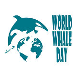 World Whale Day.
