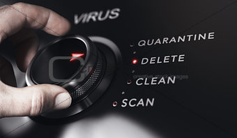 Anti Virus Protection, Detection and Removal Program