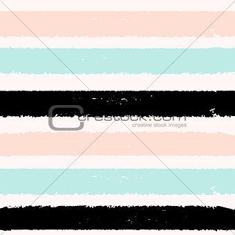 Paint Glittering Textured Art  Seamless Pattern Background. Vect