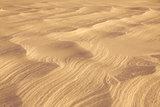 desert sand surface