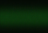 Abstract green carbon fiber textured material design