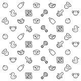 Kids Stuff Pattern