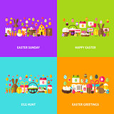 Easter Holiday Greeting Set