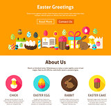 Web Design Easter Greeting