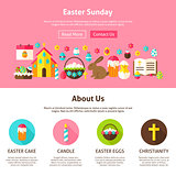 Web Design Easter Sunday