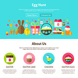 Web Design Egg Hunt
