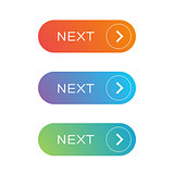 Next Web button set
