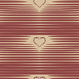 Heart abstract background vintage pattern.