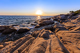 Orange Beach (Chalkidiki, Greece)