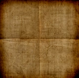 Grunge folded paper background