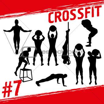 Crossfit concept