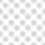 Seamless spiral pattern light gray color