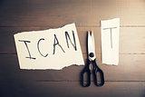 motivation, confidence concept