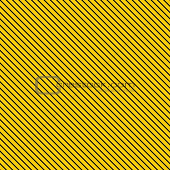 Tile black and yellow stripes vector pattern