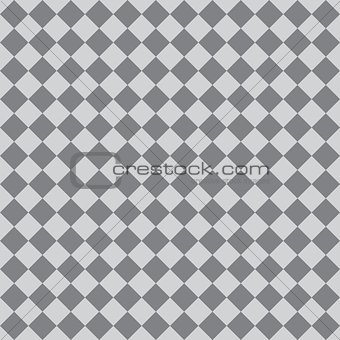 Tile vector pattern with grey background