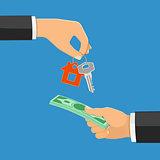 buy rent real estate