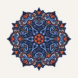 Mandala. Ethnic motifs