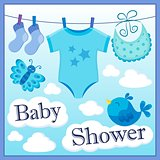 Baby shower theme image 1