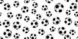 Seamless soccer balls