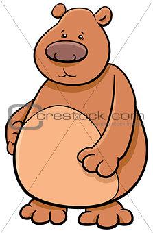 bear animal character