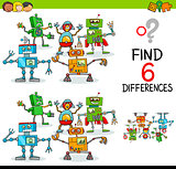 educational difference game