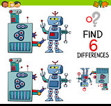 educational differences game