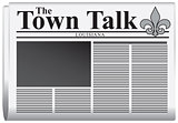 Newspaper The Town Talk