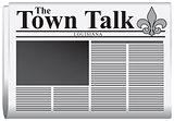 Newspaper The Town Talk