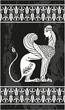 Vector Ancient Greek Sphinx