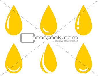oil droplet set