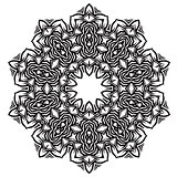 Ornamental Oriental Geometric Ornament