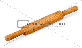 Small wooden rolling pin