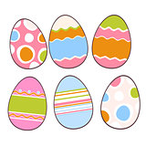 Adorable easter eggs