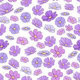 Beautiful floral seamless