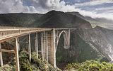 Bixby Creek Bridge After The Storm